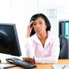 Ответственная работа усиливает женскую депрессию