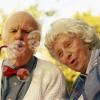 Человек становится счастливым в старости