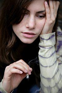 Проявления аффективных фаз: депрессия