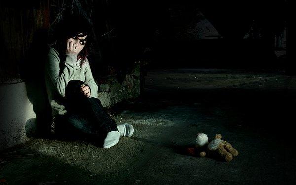 Как побороть страх темноты? - fbru