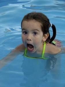 Аблутофобия – боязнь плавать