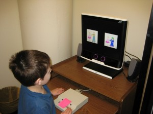 Видеотест помогает в проведении оценки аутичных детей