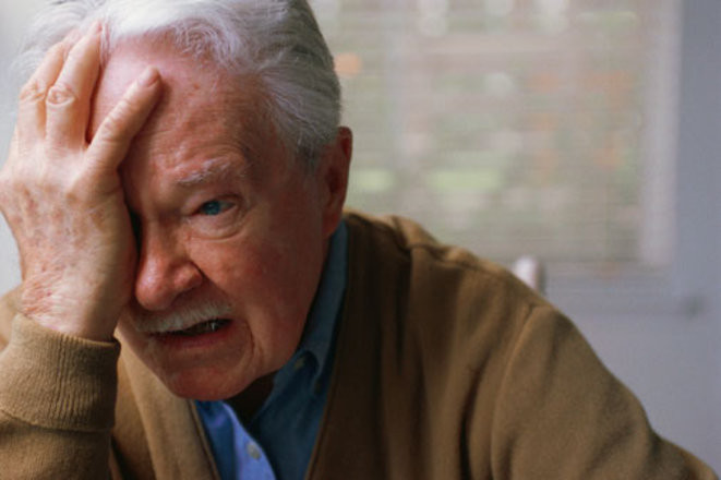 depression in older people Older people were physically more disabled and had more cognitive impairment than younger ones—the natural deterioration of aging—but in mental health, the advantage flipped people in their 20s and 30s reported having the highest levels of depression, anxiety and stress, plus the lowest.