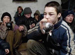 Профилактика токсикомании среди подростков и молодежи