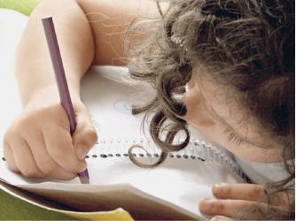 Трудности в письме