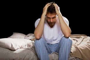 Подтверждена связь между апноэ и депрессией у мужчин
