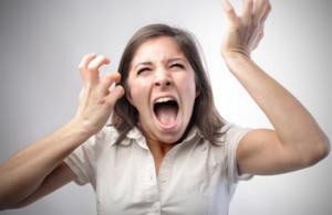 Нервный срыв у женщин