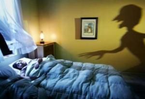 Как проявляется страх перед сном