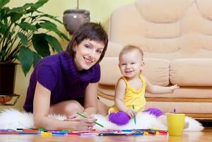 Поведение в детском саду
