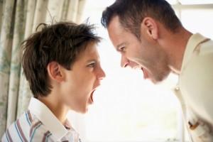 Для психики подростков вреден крик родителей