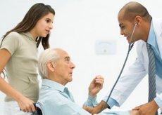Частые падения говорят о болезни Паркинсона