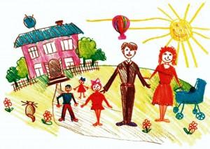 Сущность методики «рисунок семьи»