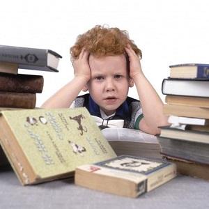 Стремление сделать из ребенка отличника, отражается на детской психике