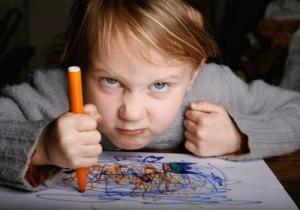 Негативизм у детей