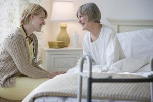 Как уговорить больного обратиться за помощью?
