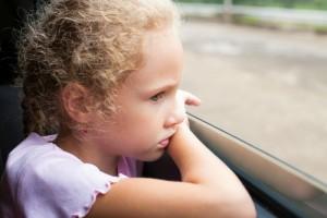 Симптомы стрессу детей