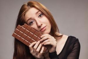 Мясо и шоколад вредны для психического состояния человека