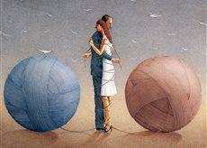 Любовная зависимость и психология поведения