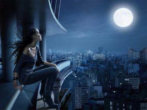 Влияние луны на психику человека