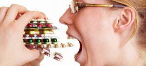 Терапия веществами психоактивного характера