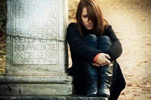 Психологические проблемы после потери близкого человека