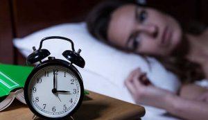Недостаток сна может вызвать тяжелую депрессию