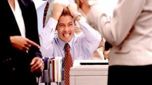 Стрессы на работе практически всегда приводят к депрессии