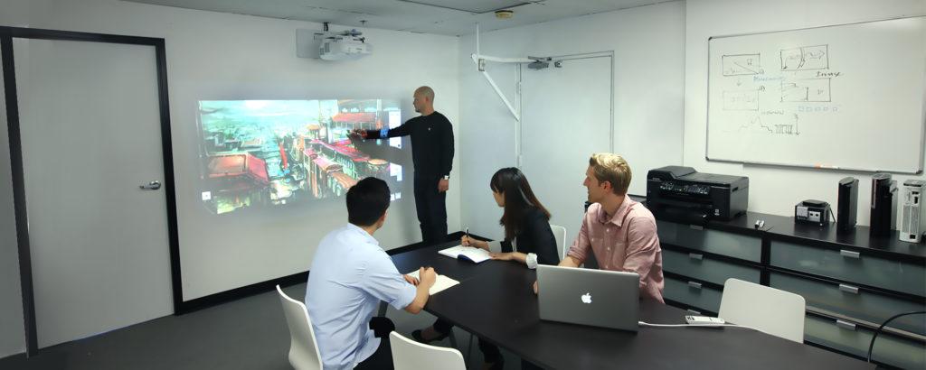 проектор для офиса