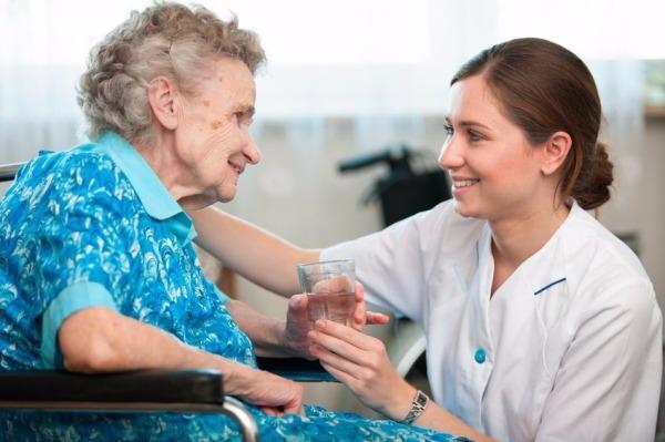 деменция у пожилых людей