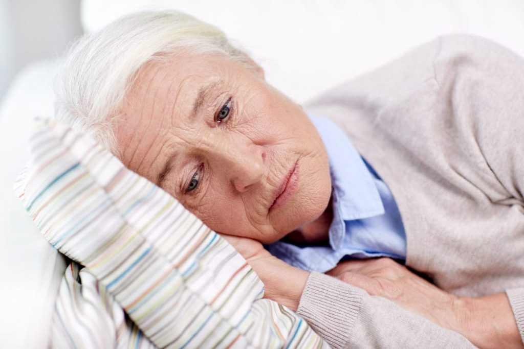 деменция уход